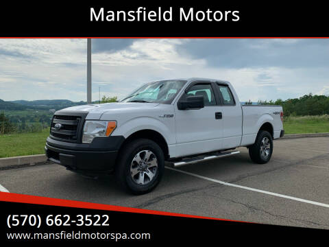 2013 Ford F-150 for sale at Mansfield Motors in Mansfield PA