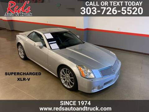 2006 Cadillac XLR-V for sale at Red's Auto and Truck in Longmont CO