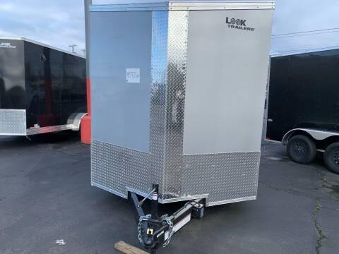 2022 Look Cargo trailer lscba7 0x16te2fe for sale at Siamak's Car Company llc in Salem OR