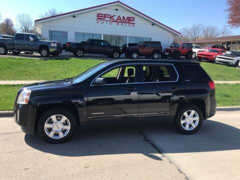 2012 GMC Terrain for sale at Efkamp Auto Sales LLC in Des Moines IA
