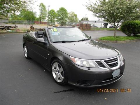 2010 Saab 9-3 for sale at Euro Asian Cars in Knoxville TN