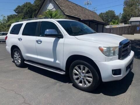 2010 Toyota Sequoia for sale at Three Bridges Auto Sales in Fair Oaks CA