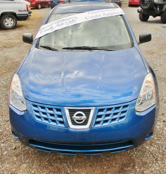 2008 Nissan Rogue for sale at Family Auto Sales of Mt. Holly LLC in Mount Holly NC