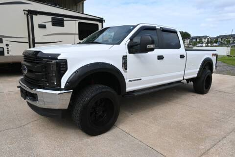 2017 Ford F-250 Super Duty for sale at Thurston Auto and RV Sales in Clermont FL