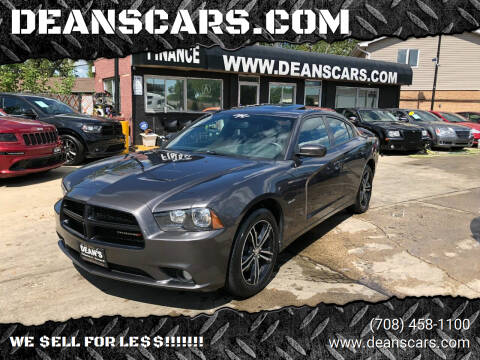 2014 Dodge Charger for sale at DEANSCARS.COM in Bridgeview IL