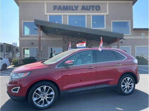 2015 Ford Edge for sale at Moses Lake Family Auto Center in Moses Lake WA