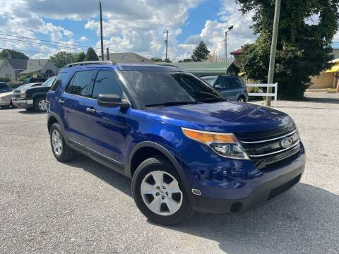 2013 Ford Explorer for sale at Integrity Auto Sales in Brownsburg IN