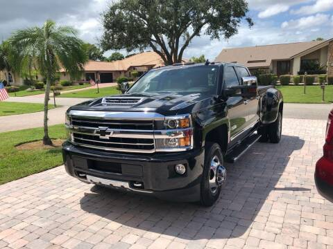 2018 Chevrolet Silverado 3500HD for sale at Bcar Inc. in Fort Myers FL
