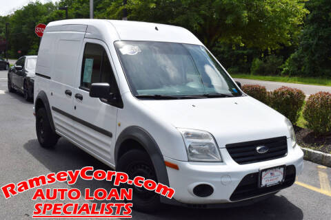 2011 Ford Transit Connect for sale at Ramsey Corp. in West Milford NJ