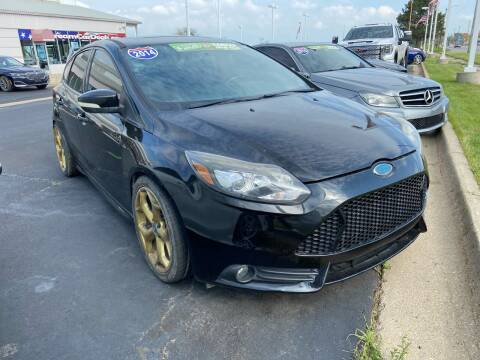 2013 Ford Focus for sale at Great Lakes Auto Superstore in Waterford Township MI