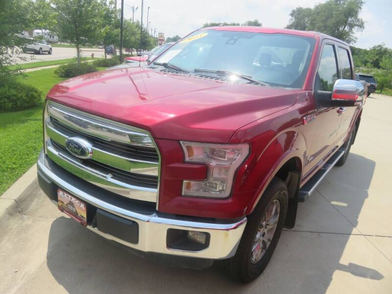 2015 Ford F-150 for sale at Azteca Auto Sales LLC in Des Moines IA
