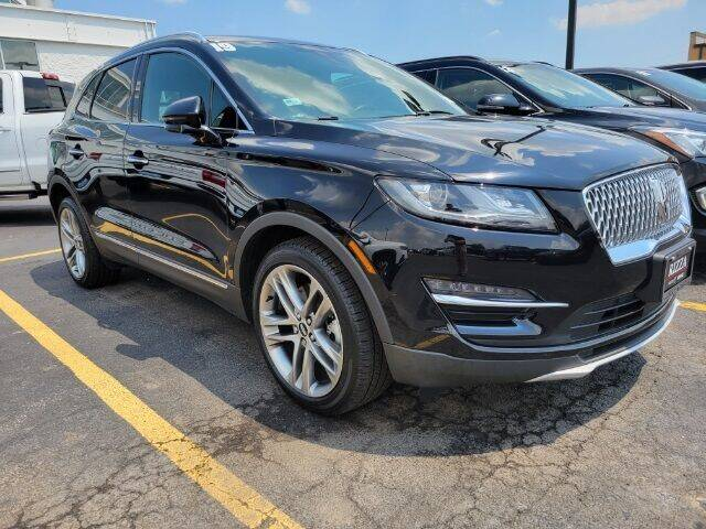 2019 Lincoln MKC for sale at Rizza Buick GMC Cadillac in Tinley Park IL