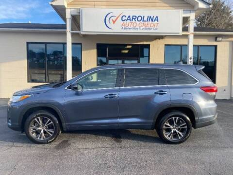 2018 Toyota Highlander for sale at Carolina Auto Credit in Youngsville NC