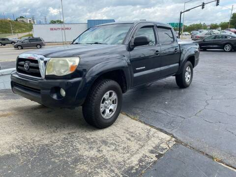 2008 Toyota Tacoma for sale at Brian Jones Motorsports Inc in Danville VA