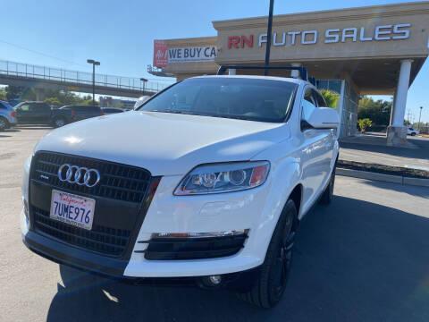2007 Audi Q7 for sale at RN Auto Sales Inc in Sacramento CA