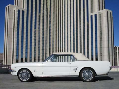 1966 Ford Mustang for sale at Sierra Classics & Imports in Reno NV