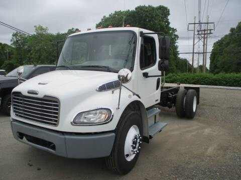2010 Freightliner Business class M2 for sale at Lynch's Auto - Cycle - Truck Center in Brockton MA