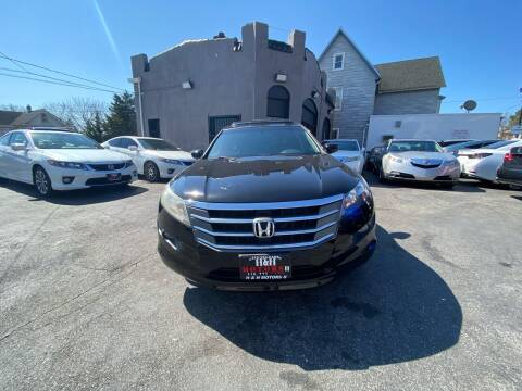 2010 Honda Accord Crosstour for sale at H & H Motors 2 LLC in Baltimore MD