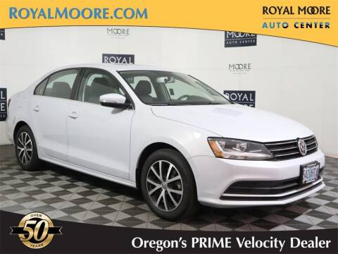 2017 Volkswagen Jetta for sale at Royal Moore Custom Finance in Hillsboro OR