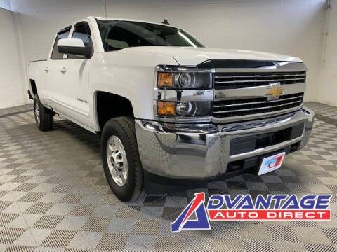 2018 Chevrolet Silverado 2500HD for sale at Advantage Auto Direct in Kent WA