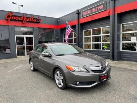 2013 Acura ILX for sale at Goodfella's  Motor Company in Tacoma WA