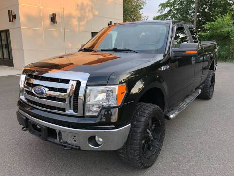 2010 Ford F-150 for sale at MAGIC AUTO SALES in Little Ferry NJ