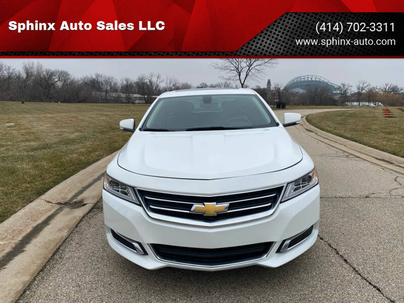 2017 Chevrolet Impala for sale at Sphinx Auto Sales LLC in Milwaukee WI