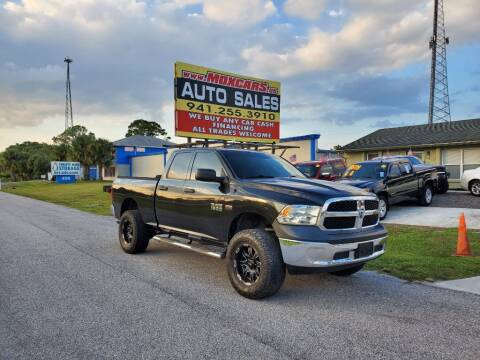 2015 RAM Ram Pickup 1500 for sale at Mox Motors in Port Charlotte FL