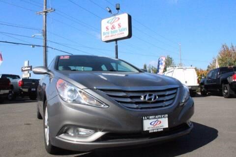 2012 Hyundai Sonata for sale at S&S Best Auto Sales LLC in Auburn WA