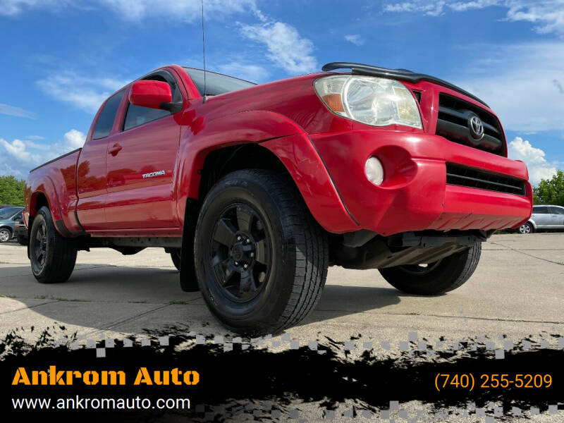 2006 Toyota Tacoma for sale at Ankrom Auto in Cambridge OH