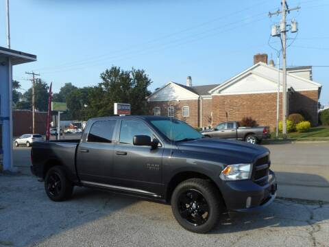 2018 RAM Ram Pickup 1500 for sale at River City Auto Center LLC in Chester IL