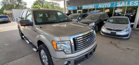 2010 Ford F-150 for sale at Divine Auto Sales LLC in Omaha NE