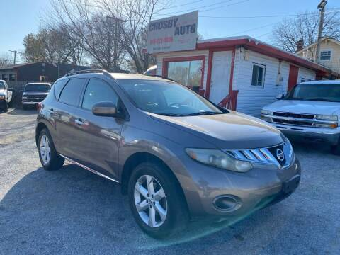 2009 Nissan Murano for sale at Crosby Auto LLC in Kansas City MO