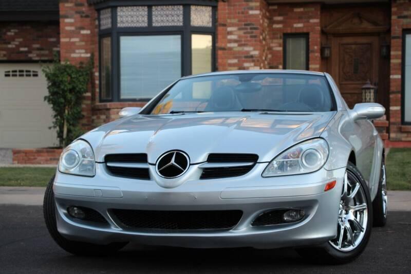 2005 Mercedes-Benz SLK for sale in Scottsdale, AZ