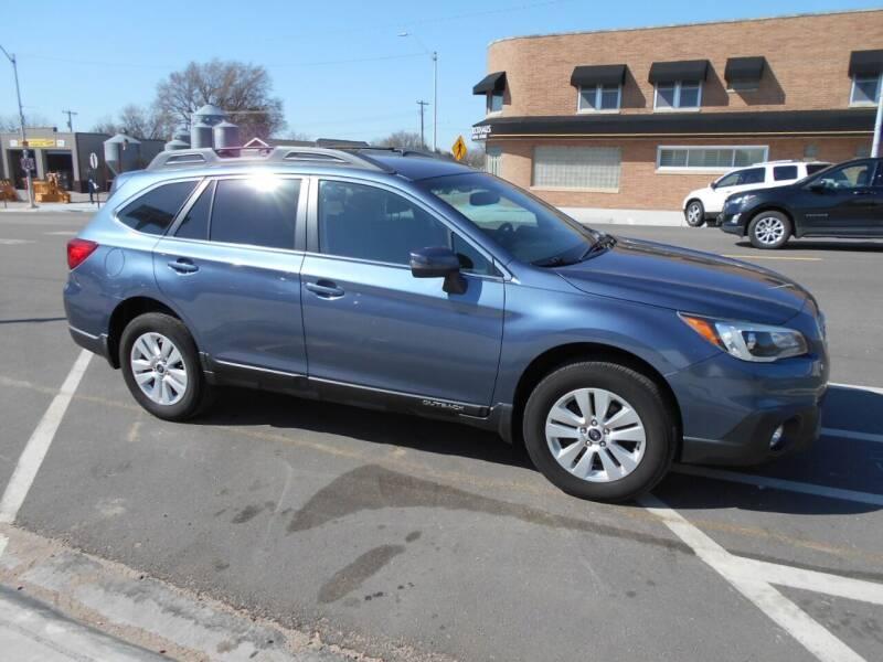 2016 Subaru Outback for sale at Creighton Auto & Body Shop in Creighton NE
