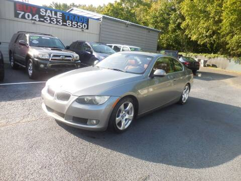 2010 BMW 3 Series for sale at Uptown Auto Sales in Charlotte NC