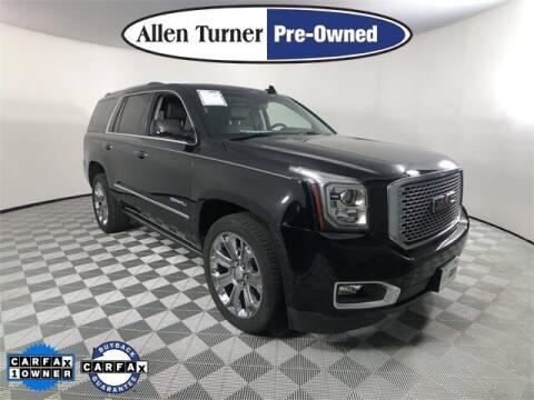 2016 GMC Yukon for sale at Allen Turner Hyundai in Pensacola FL
