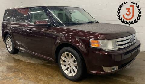 2009 Ford Flex for sale at 3 J Auto Sales Inc in Arlington Heights IL