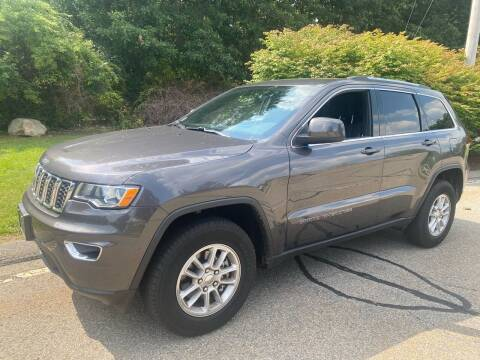 2020 Jeep Grand Cherokee for sale at Padula Auto Sales in Braintree MA
