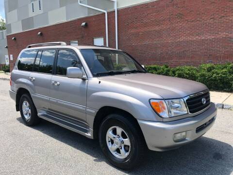2001 Toyota Land Cruiser for sale at Imports Auto Sales Inc. in Paterson NJ