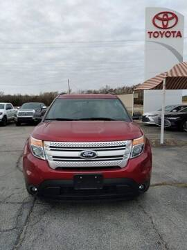 2013 Ford Explorer for sale at Quality Toyota in Independence KS