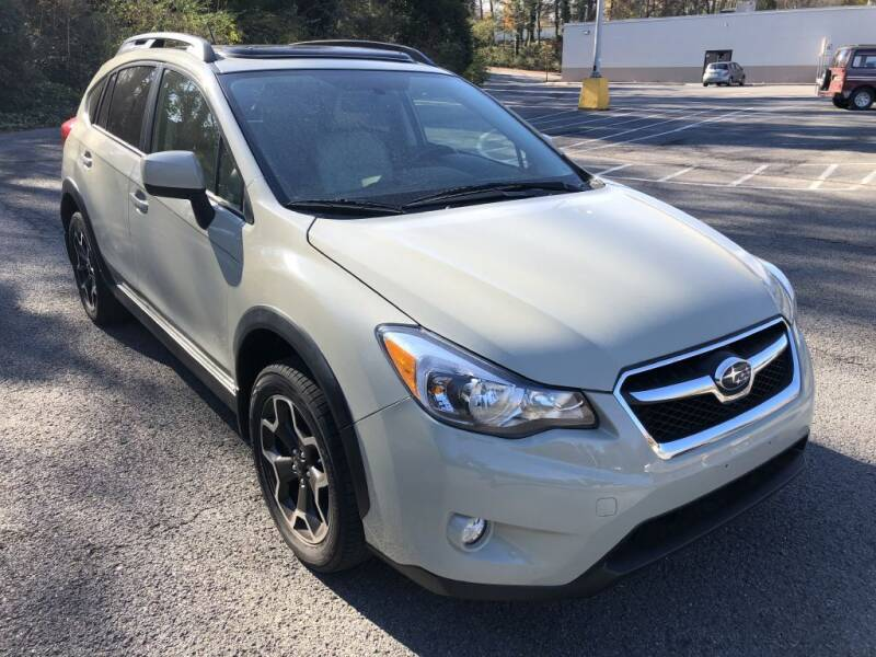 2015 Subaru XV Crosstrek for sale at Rock Point Auto Sales in Chattanooga TN