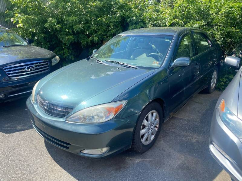2004 Toyota Camry for sale at Polonia Auto Sales and Service in Hyde Park MA
