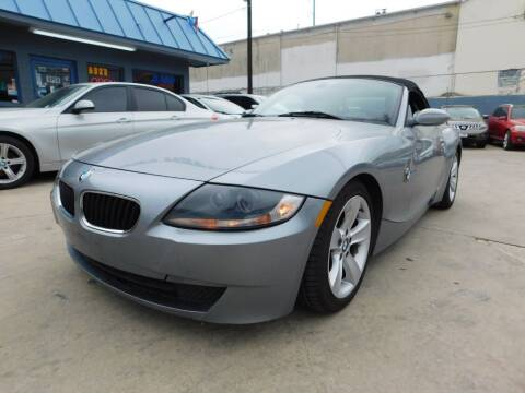 2007 BMW Z4 for sale at AMD AUTO in San Antonio TX