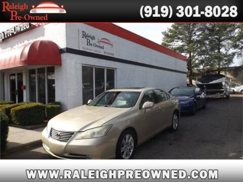 2007 Lexus ES 350 for sale at Raleigh Pre-Owned in Raleigh NC