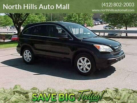 2009 Honda CR-V for sale at North Hills Auto Mall in Pittsburgh PA