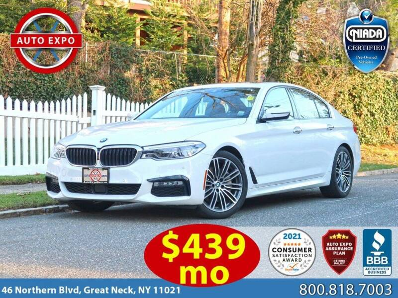 2017 BMW 5 Series for sale in Great Neck, NY