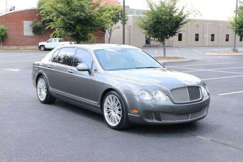 2012 Bentley Continental for sale at Auto Collection Of Murfreesboro in Murfreesboro TN