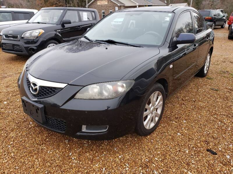 2007 Mazda MAZDA3 for sale at Scarletts Cars in Camden TN