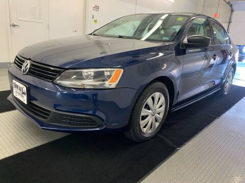 2013 Volkswagen Jetta for sale at TOWNE AUTO BROKERS in Virginia Beach VA